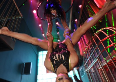 Aerial Artists - Nightclub Event by Encore Occasions