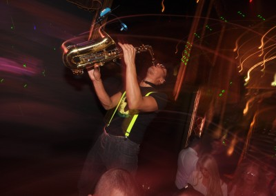 Saxophone - Nightclub Event